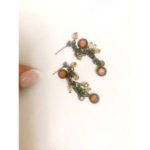 Jewelry - Dangling bohemian earrings.